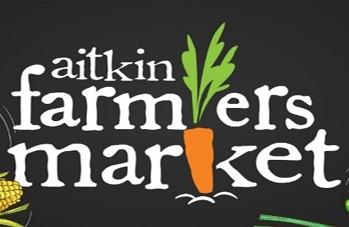 aitkin farmers market logo