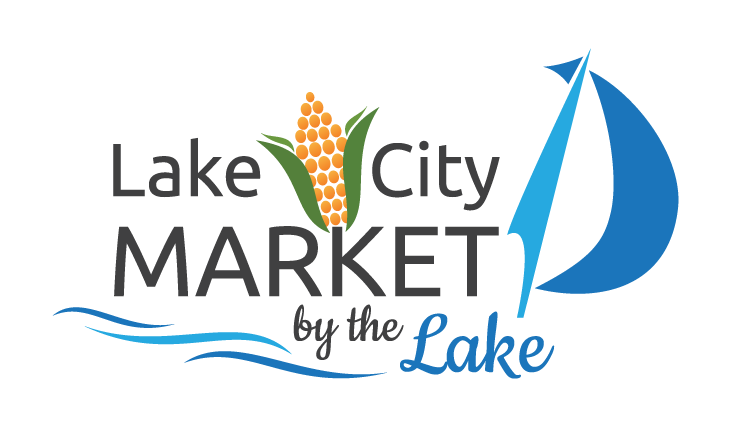 Lake City farmers market logo