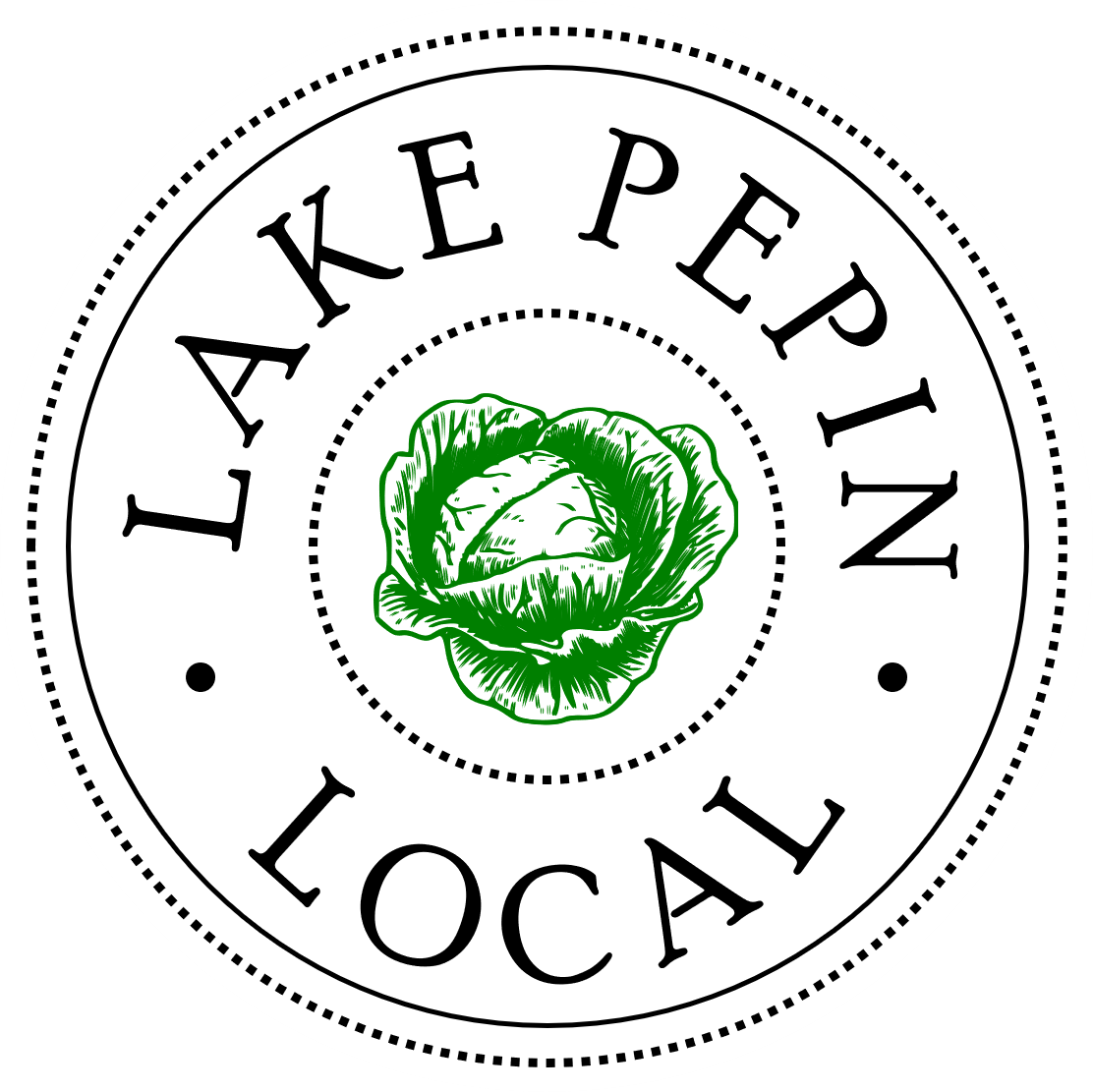 lake pepin local food group logo
