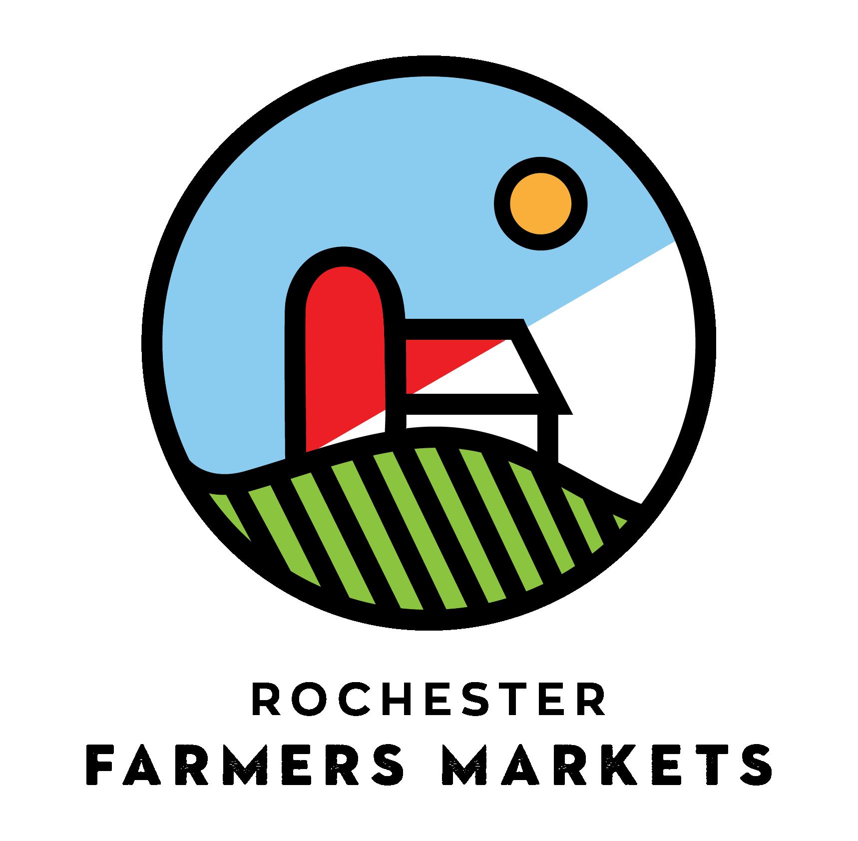 rochester farmers market logo